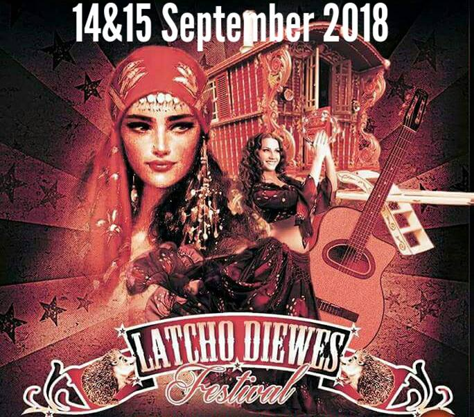 Programma 2018 Latcho Diewes Festival